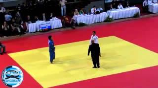 Asian Judo Championship Tashkent 2012 Final -81kg KIM Jae-Bum (KOR)-NAGASHIMA Keita (JPN)
