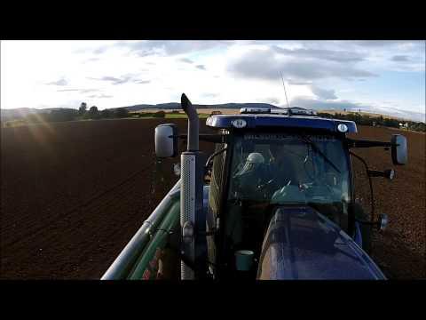 Wilson Contractors - Sowing 2014