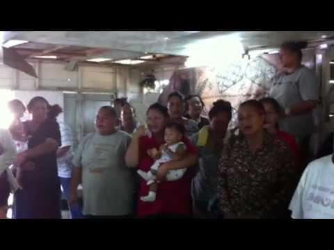 Women of SPBD Tonga