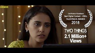 Two Things - Award Winning Short Film - Tales N' Talkies