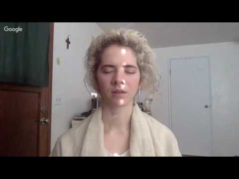 On emotions, sex, trees and ascension by Brook Alyssum channeling Divine Feminine