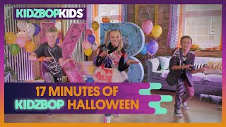 17 Minutes of KIDZ BOP Halloween Songs