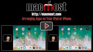 Arranging Apps on Your iPad or iPhone (#1512) iPad 検索動画 26