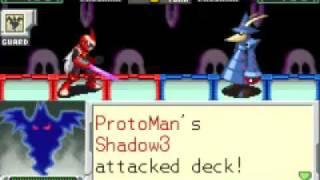 MegaMan Battle Chip Challenge - Chaos Tournament Part 53