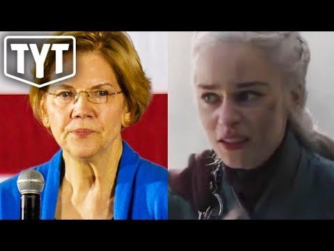 SPOILER ALERT: Elizabeth Warren's Game Of Thrones Article