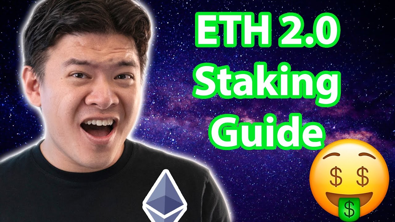 ETHEREUM 2.0 Staking Guide: EARN every day by staking ETH