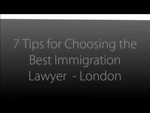 Immigration Lawyer London (part 1)