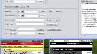 Avaya ACE WS Trainer video guide - Part 1a