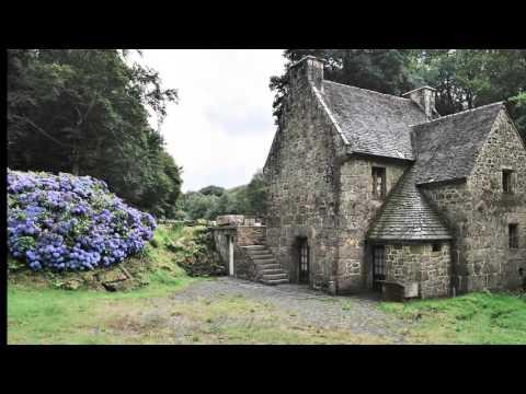 Moulin et son etang - Belles Demeures de Bretagne - ref 124199