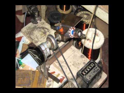 Ремонт статора болгарки своими руками