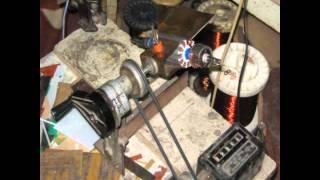 Ремонт якоря электродвигателя своими руками. Фото, видео