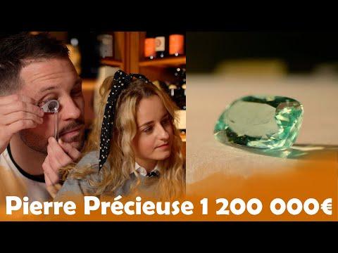Pierre Précieuse à 1€ VS 1 200 000€ avec CamilleLV - Morgan VS
