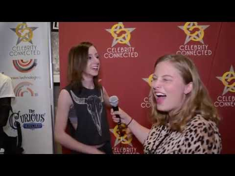 Allisyn Ashley Arm  at Celebrity Connected Gifting Suite Honoring the Emmy Awards