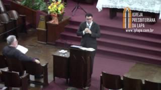 Mateus 16.13-20 - Uma Igreja Cristocêntrica - Rev. André Silvério