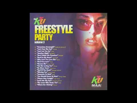 The KTU Freestyle Party Mix Volume Three 103 5fm The Best Of New York