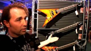 NAMM 2016 Dave Mustaine