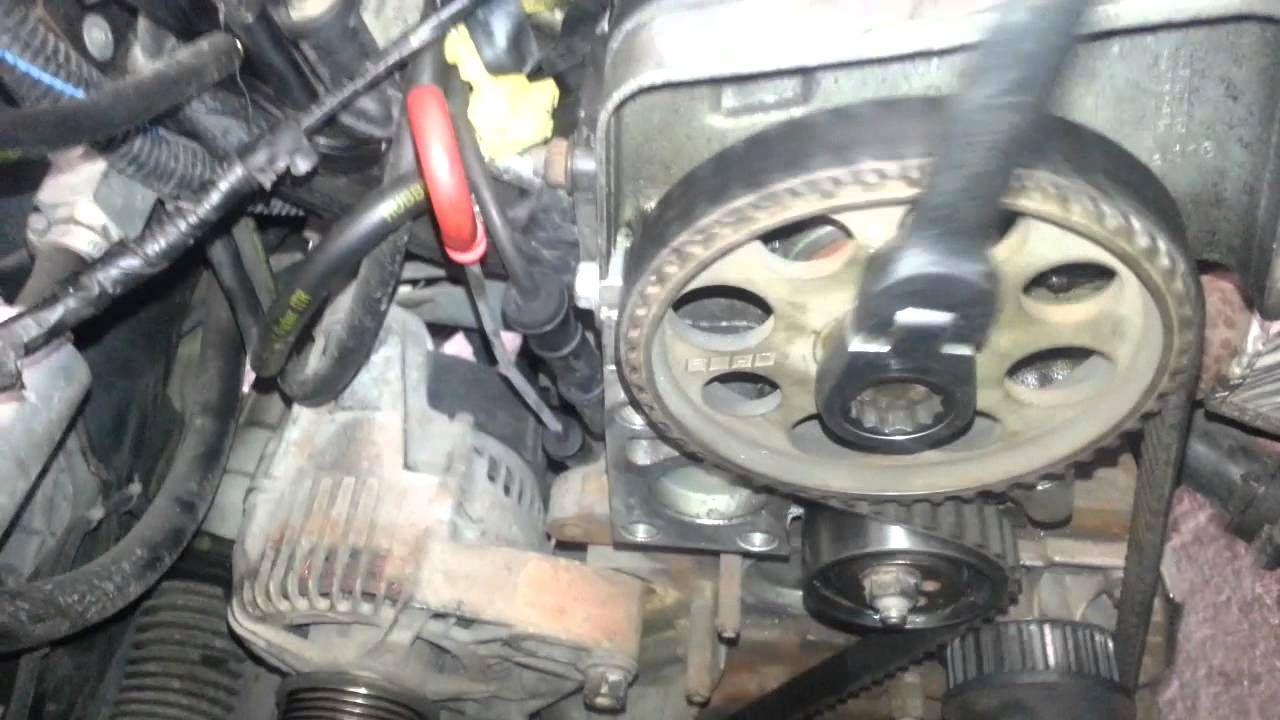 timing belt - fiat punto 1.2 8v - 2/6 - youtube