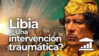 El FIN de GADAFI: ¿Una LECCIÓN histórica? - VisualPolitik