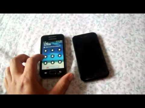Samsung Galaxy Ace vs LG Optimus Sol
