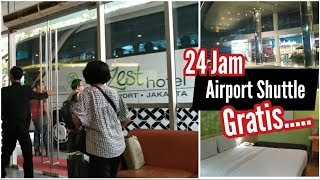 Review Hotel Bandara Soekarno Hatta Zest Airport Hotel Shuttlenya 24 jam GRATIS