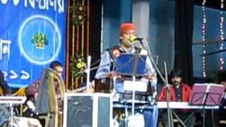 Srikanta Achariya At Raiganj Coronation High School(20.01.11)::www.rchs100years.in