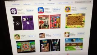 Приложение для котов на iPad