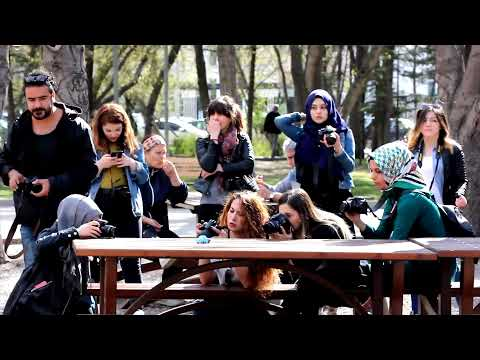 ANKARA SİNEMA AKADEMİSİ 1 Nisan Temel Fotoğrafçılık Dersi