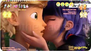 Marinette Kisses Adrien | Miraculous Ladybug - Mayura (Ending)