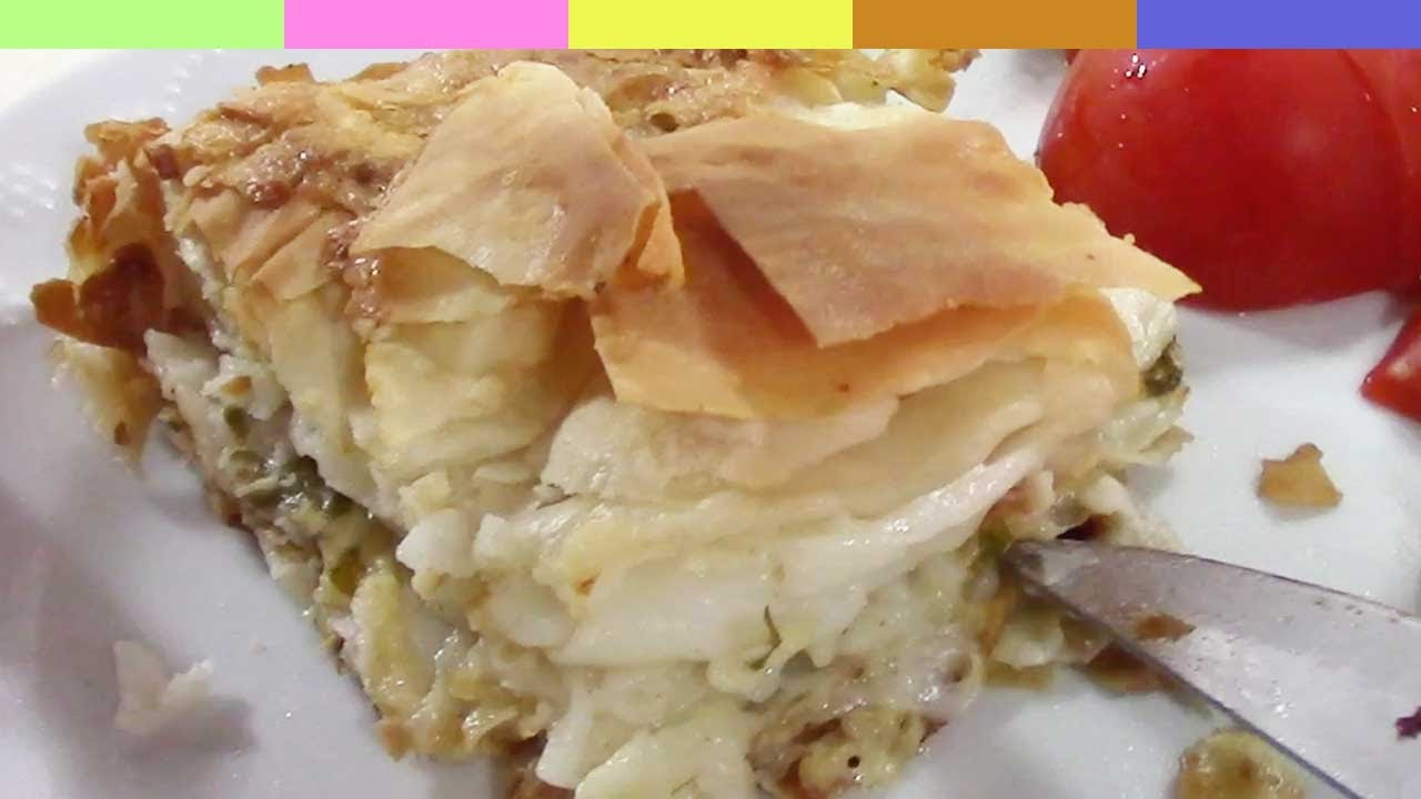 Yalancı Kürt Böreği Videosu