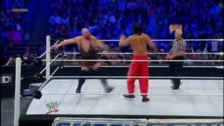 Big Show vs The Great Khali - SmackDown 13/7/2012
