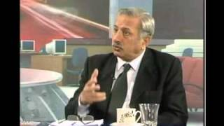 general Naseer Akhtar , Raja zulqarnain advocate & Ijaz Ahmed khan mpa with Ahsan zia in Studio one Star Asia,Punjab Tv  part 003