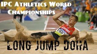 IPC Athletics World Championships long jump 2015 DOHA