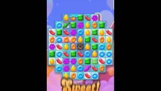 Candy Crush Jelly Saga Level 47 No Booster