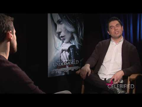 LRM Exclusive Interview with Theo James of Underworld Blood Wars
