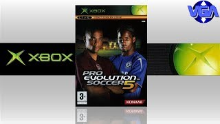 Pro Evolution Soccer 5 Gameplay Xbox Ps2 Gamecube 2005 HD