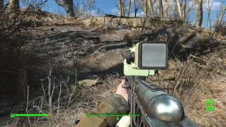 Fallout 4 - Weird Jump Scare Noise thumbnail