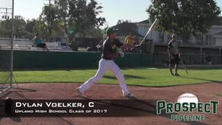 Video Dylan Voelker Prospect Video, C, Upland High School Class of 2017 download MP3, 3GP, MP4, WEBM, AVI, FLV Oktober 2017