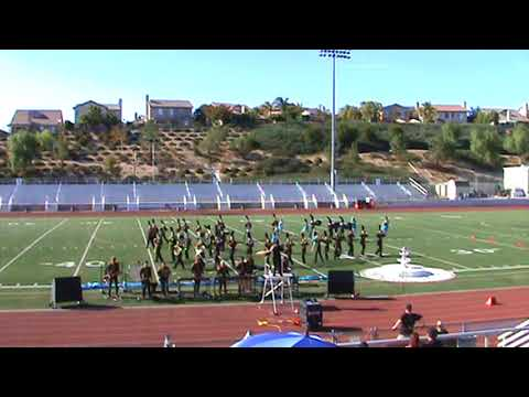 Cabrillo Marching Band Competition 10 21 2017