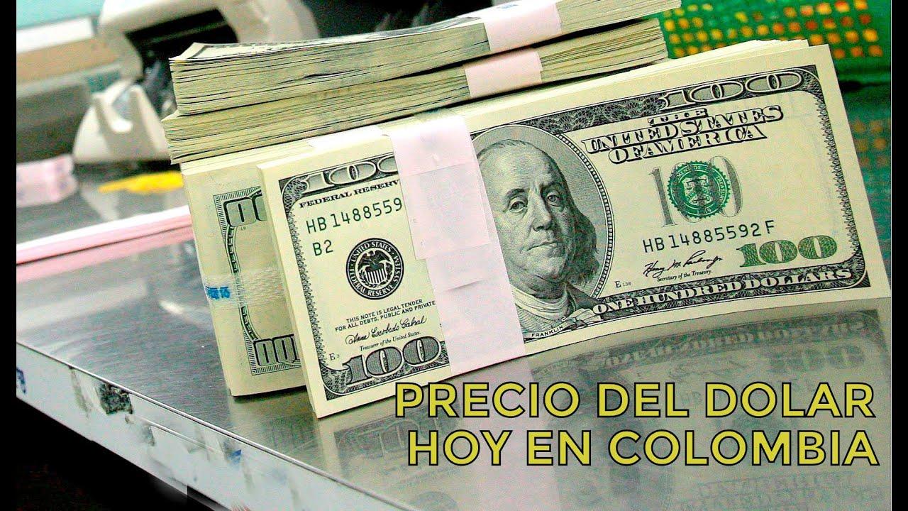 Precio Del Dolar Hoy Enero 2017 Parte 2 Vs Peso Colombiano Videoisis