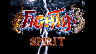 Amiga CD32 Longplay [002] Fightin' Spirit