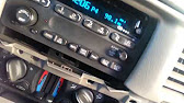How to unlock Your Theftlock, Delco Radio - YouTube Electronic Delco Diagram Wiring on