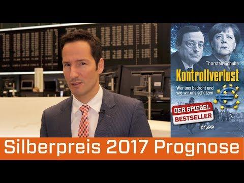 Silberpreis 2017 - Die Prognose von Silberjunge Thorsten Schulte