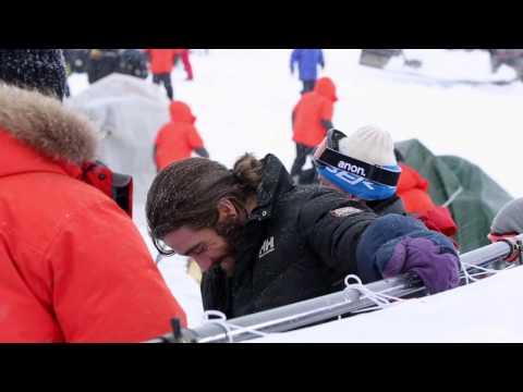 Everest: Behind the Scenes Movie Broll 2- Jake Gyllenhall, Josh Brolin, Sam Worthington