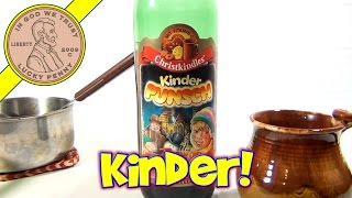 Christkindles' Kinderpunsch, Germany - Children's Warm Christmas Punch Drink