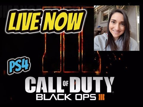 Black Ops 3 Multiplayer w/ SyLo & SUBS | Tinaa Gaming | Live Stream