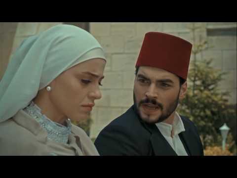 Payitaht Abdülhamid 17. Bölüm - Ömer aşkını itiraf ediyor!