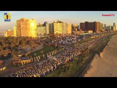 The Big Walk: A Durban Aerial Spectacular