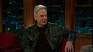 Mark Harmon on the Late Late Show 06-02-2012