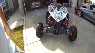 For Sale 2005 Suzuki 450 race quad ATV  Chicagoland NWI