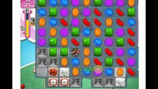 Candy Crush Saga Level 290 Third Time